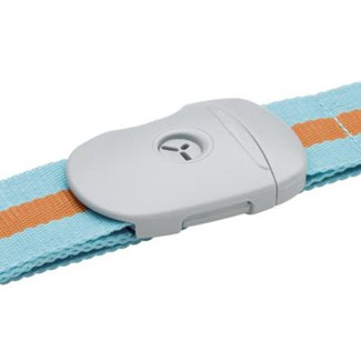 Go Travel The Lockstrap (40mm) - Blue/Orange