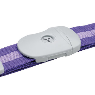 Go Travel The Lockstrap (40mm) - Purple