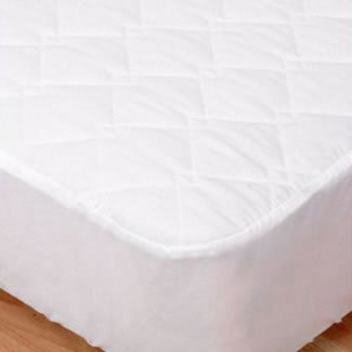 Elainer Quilted Four Foot Mattress Protector