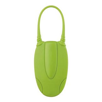 Go Travel Glo Luggage ID - Green