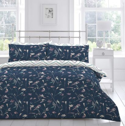 Appletree Whispy Stems Duvet Cover Set - King