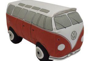Ashley Wilde Volkswagen 3D Campervan Cushion