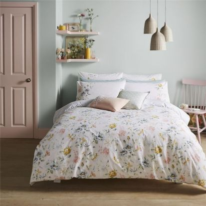 Cath Kidston Pembroke Rose Duvet Cover Set - Double