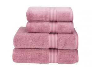 Christy Supreme Hygro Bath Sheet - Blush