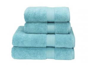 Christy Supreme Hygro Bath Sheet - Lagoon