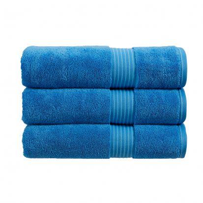 Christy Supreme Hygro Face Cloth - Cadet Blue