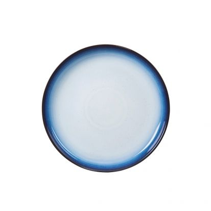 Denby Blue Haze Coupe Dinner Plate