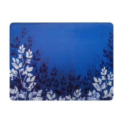Denby Foliage Blue Set of 6 Placemats