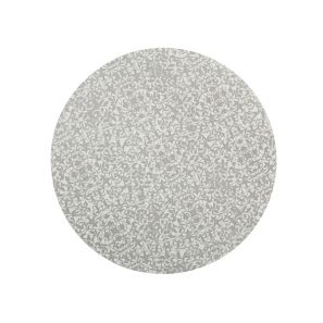Denby Monsoon Filigree Silver Set of 4 Round Placemats