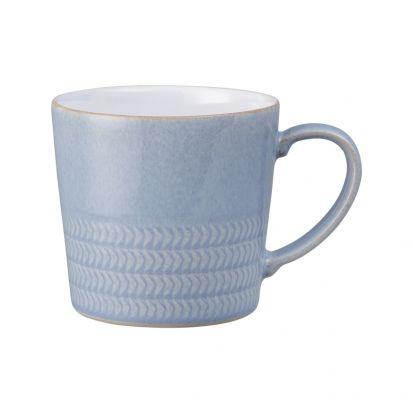 Denby Natural Denim Textured Large Mug