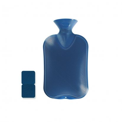 Fashy Hot Water Bottle Saphir