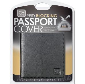 Go Travel RFID Blocking Passport Cover