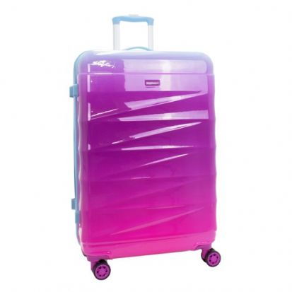 Highbury Ombre Medium Spinner - Pink