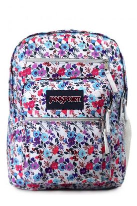 Jansport Big Student Backpack Petal to Metal