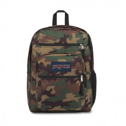 Jansport Big Student Backpack Surplus Camo