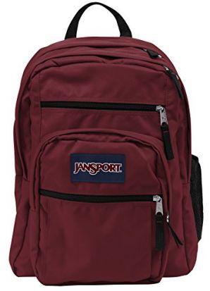 Jansport Big Student Backpack Viking Red