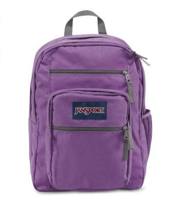 Jansport Big Student Backpack Vivid Lilac