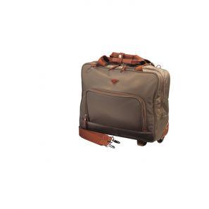 Jump Nice Wheeled Laptop Briefcase Bark