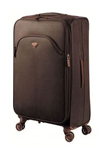 Jump Uppsala 55cm Spinner Case Brown