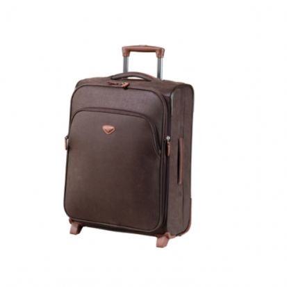 Jump Uppsala 55cm Upright Case Brown