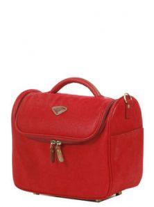 Jump Uppsala Beauty Case Red
