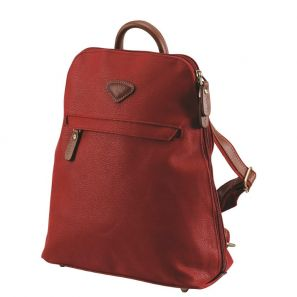 Jump Uppsala Flat Backpack Red