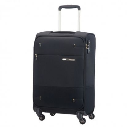 Samsonite Base Boost 55cm Spinner Cabin Case - Black