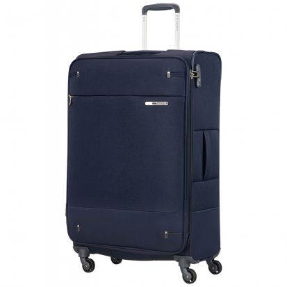 Samsonite Base Boost 66cm Spinner Cabin Case - Navy