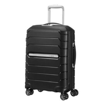 Samsonite Flux 55cm Spinner - Black