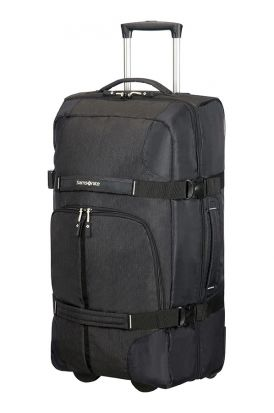 Samsonite Rewind Duffle with Wheels 68cm Black