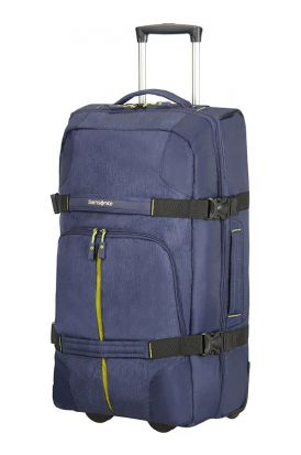Samsonite Rewind Duffle with Wheels 68cm Dark Blue