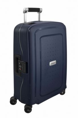 Samsonite SCure DLX 55cm Cabin Case - Midnight Blue