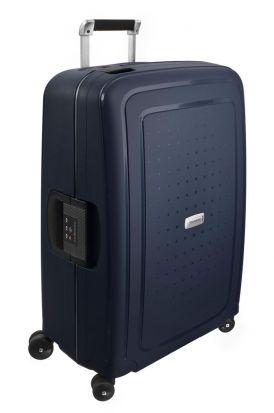 Samsonite SCure DLX 69cm Spinner Case - Midnight Blue