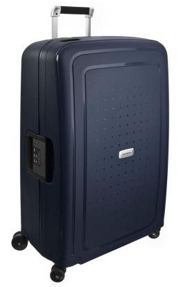 Samsonite SCure DLX 75cm Spinner Case - Midnight Blue