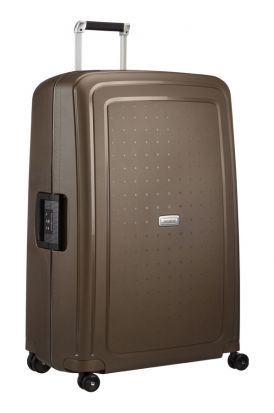 Samsonite SCure DLX 81cm Spinner Case - Metallic Bronze
