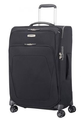 Samsonite Spark SNG Spinner Expandable 67cm - Black