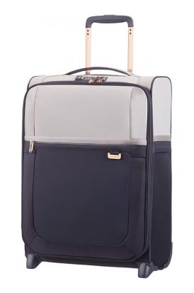 Samsonite Uplight Upright Pearl Blue 55cm