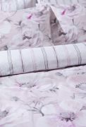 Bianca Arctic Poppy Blush Duvet Cover Set - Superking 3