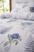 Bianca Botanical Cotton Duvet Cover Set - King 3