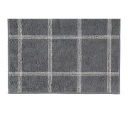 Cawo Two-Tone Slate Bath Mat