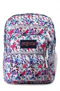 Jansport Big Student Backpack Petal to Metal
