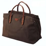 Jump Uppsala Three Compartment Boarding Bag Brown
